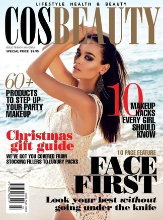 CosBeauty Magazine K  Feb/March 2018 Issue 110 (NEW)