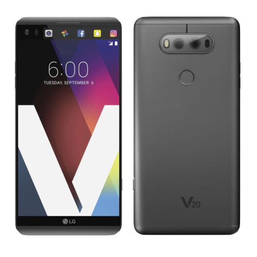 LG V20 H918 64GB Gray UNLOCKED T-Mobile Android Smartphone