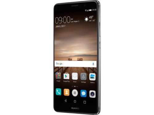 """Huawei Mate 9 Unlocked Smartphone with Dual Leica 5.9"""" Space Gray, 64GB 7/10"""