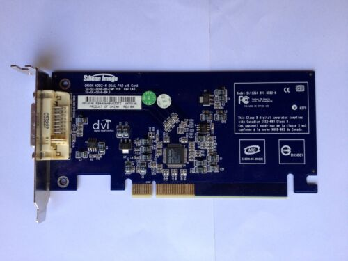 SILICON IMAGE DVI-D Graphics Video Card 1364ADD2-N