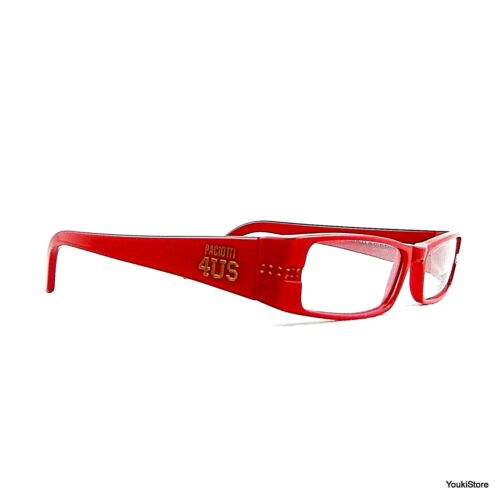 PACIOTTI 4US occhiali vista CUO 046 003 fashion glasses made in Italy