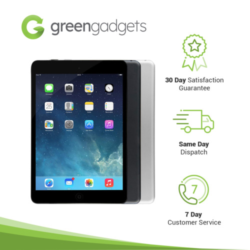 Apple iPad Mini 1st Generation WiFi + Cellular 16/32/64 GB Black White Unlocked