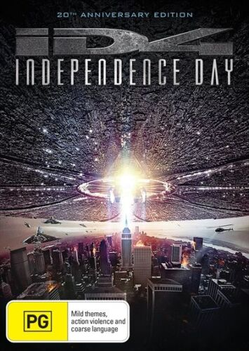 Independence Day SEQUEL (20th Anniversary Edition) NEW DVD