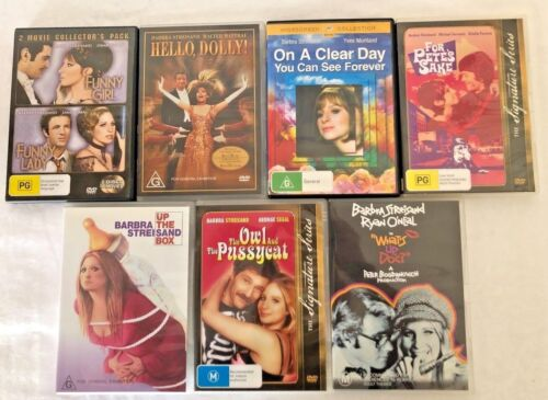 Barbra Streisand Comedy Collection - 8 Movies