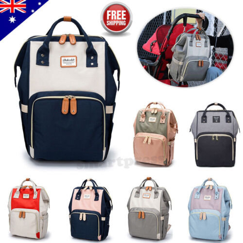 DOKOCLUB Multifunctional Baby Diaper Nappy Backpack Maternity Mummy Changing Bag