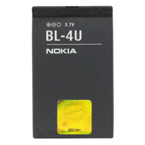 ORIGINAL BATTERY NEW BL4U BL-4U NOKIA 3120 3120C 3120 CLASSIC