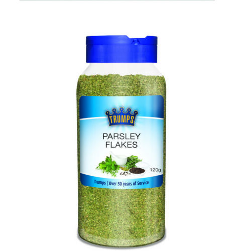 Trumps Parsley Flakes Canister 120gm