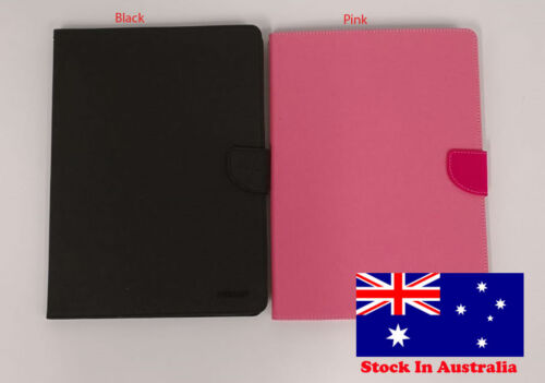 """Apple Ipad5 2017 9.7""""  and ipad Pro 10.5"""" Mercury Wallet Case with card holder"""