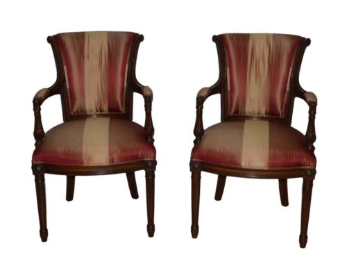 Pair of Councill  Arm Chairs