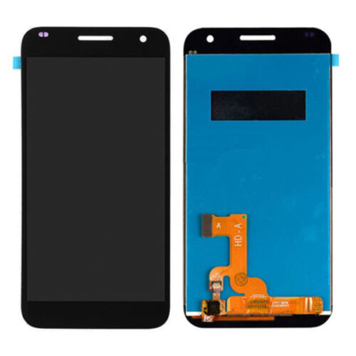 FULL TOUCH SCREEN GLASS + LCD ASSEMBLY WHITE HUAWEI ASCEND G7