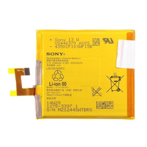 ORIGINAL BATTERY NEW ORIGINAL 1278-3397.1 / LIS1551ERPC FOR SONY XPERIA M2