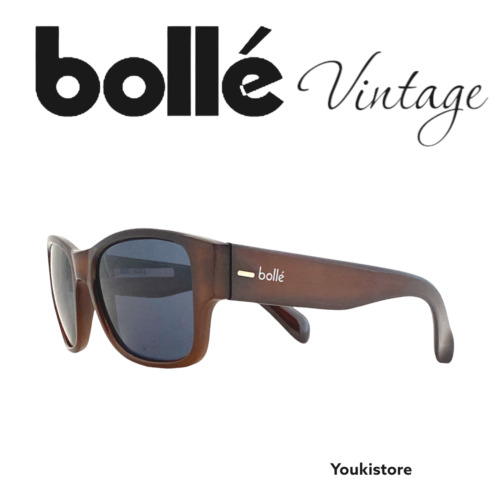 BOLLE' occhiali sole 435 VINTAGE sunglasses NOS brown MADE IN FRANCE NEW!