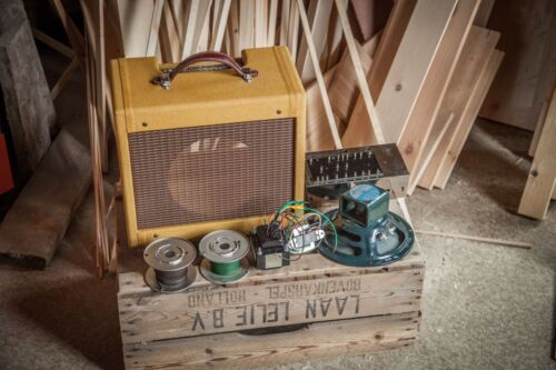 5f1 Champ kit. DIY vacuum tube guitar amplifier