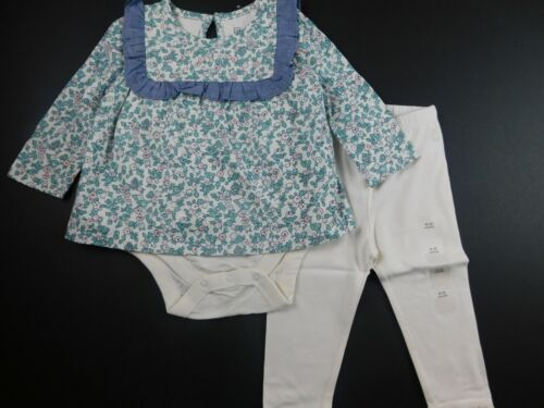 NWT Gap Baby Girl's 1 Pc Body Double 3-6M 6-12M 18-24M MSRP$20 New Free Shipping
