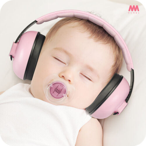 Mumba Baby Earmuffs Ear Hearing Protection Noise Cancelling Headphones For Kids