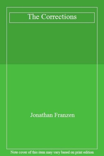 The Corrections By Jonathan Franzen. 9780007743018