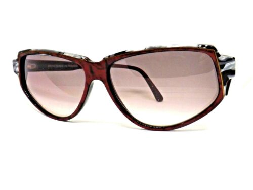 OCCHIALI DA SOLE PUCCI SUNGLASSES VINTAGE MADE IN FRANCE RETRO DONNA 80 BRILLE