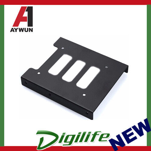 "Aywun 2.5"" to 3.5"" Bracket Metal. Supports SSD ACCSSDBRACKET25"