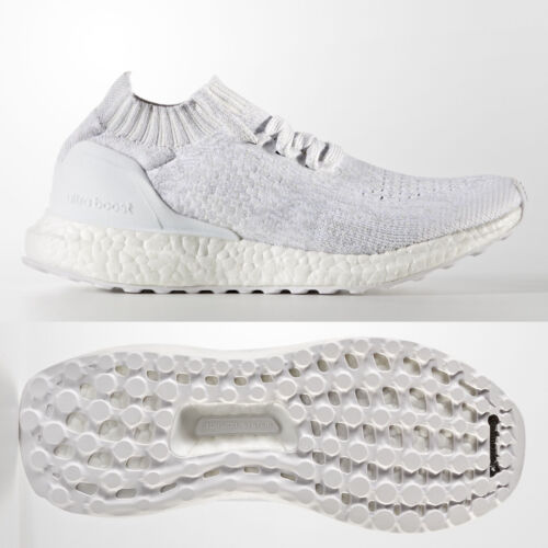 10c04c4ff adidas UltraBOOST Uncaged Junior Running Shoes White BY2079 Kids Ultra Boost  3-6