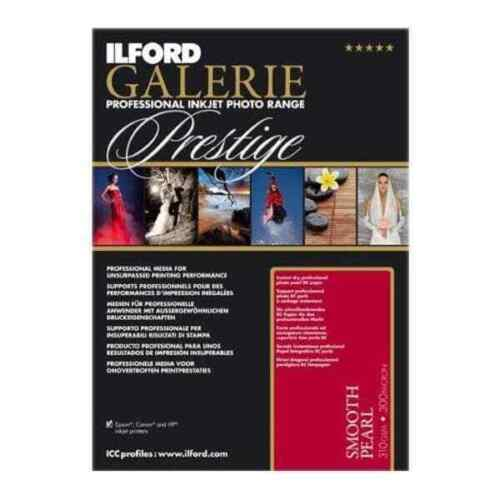 Ilford Galerie Smooth Pearl 310GSM - A4 100PK