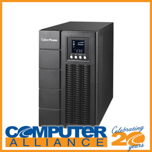 3000VA CyberPower Online S Tower Online UPS OLS3000E 2 Year Adv Replacement Warr