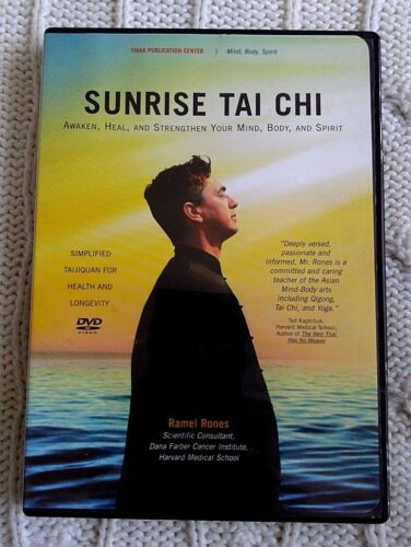 SUNRISE TAI CHI – DVD - R-ALL, LIKE NEW, FREE POST WITHIN AUSTRALIA