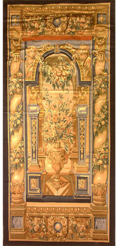 20th century French Aubusson Tapestry