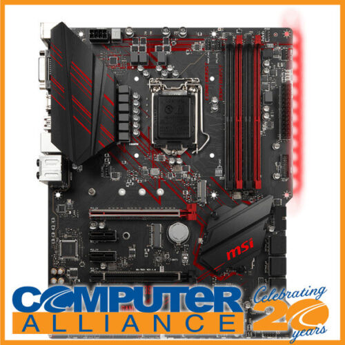 MSI S1151 ATX MPG Z390 Gaming PLUS DDR4 Motherboard