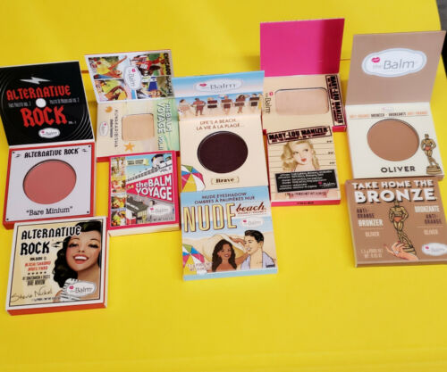 Thebalm Travel Size (Mary Lou, Balm Spring, Assorted) - Buy 2 Get 2 Free
