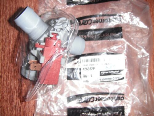 Fisher /& Paykel Washing machine Double inlet valve Top Loader  421174P