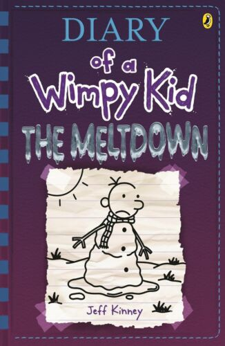 The Meltdown : Diary of a Wimpy Kid (13) by Jeff Kinney (Paperback)