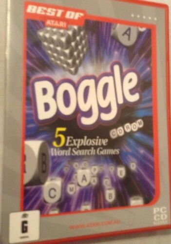 Best Of Boggle PC Game