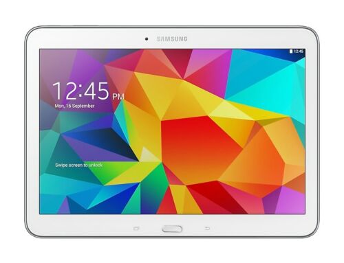 Samsung Galaxy Tab 4 SM-T530 16GB White WiFi 3.15MP 1.5GB RAM Tablet AU Stock