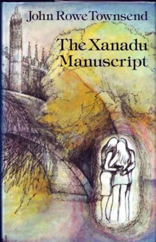 Xanadu Manuscript Youth Science Fiction John Rowe Townsend Signed  Hardback