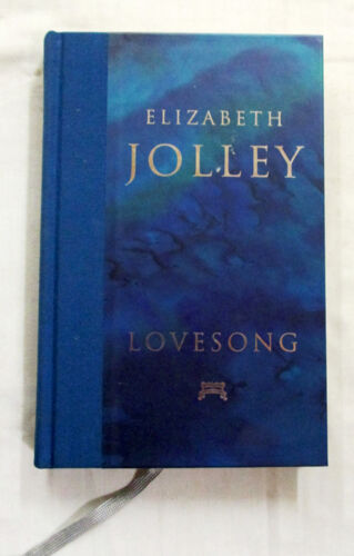 Lovesong by Elizabeth Jolley Signed 1st Edition Hardcover