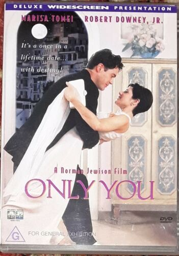 ONLY YOU (DVD, 1999) Reg 4