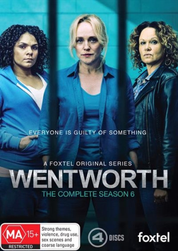 Wentworth - Season 6 DVD : NEW