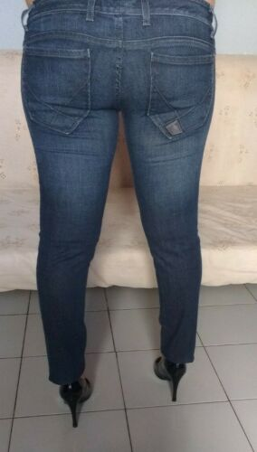 ROY ROGERS JEANS DONNA SKINNY W31