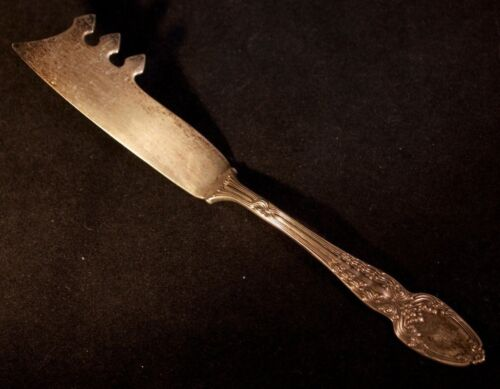 Tiffany Sterling Broom Corn Pattern Cheese Knife MAKE ME AN OFFER!!!