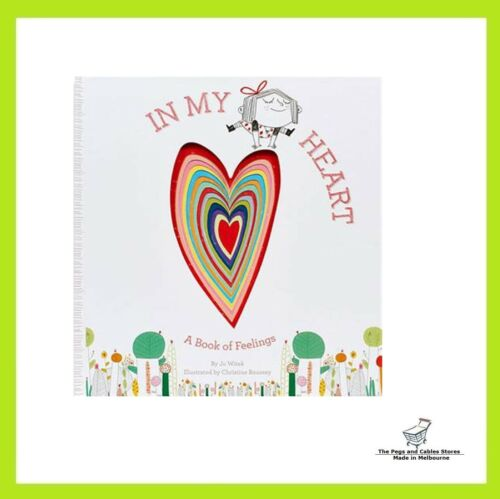 In My Heart A Book Of Feelings (Hardcover)