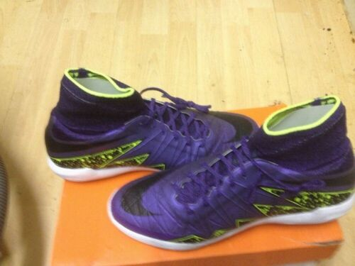 Nike trainers Hypervenom X proximo size 11 new with box RRP £119.99 Last pair