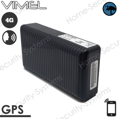 4G GPS Tracker Remote Listening Real live Time Tracking Device Car Caravan 3G