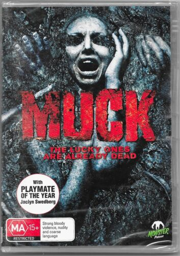 Muck (DVD, 2015)New (A Monster Pictures Film)Region 4 Free Post