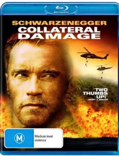 Collateral Damage (Blu Ray) Like New - Free Postage