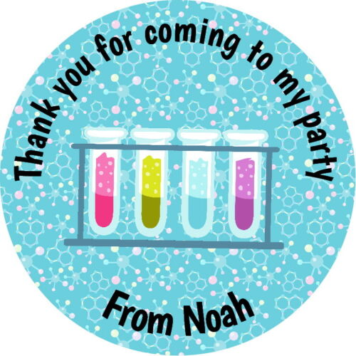Disco Woman 70/'s 60/'s Personalised Thank You Sticker Party Sweet Cone Birthday 2