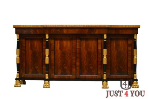 BAKER STATELY HOMES COLLECTION MAHOGANY SIDEBOARD