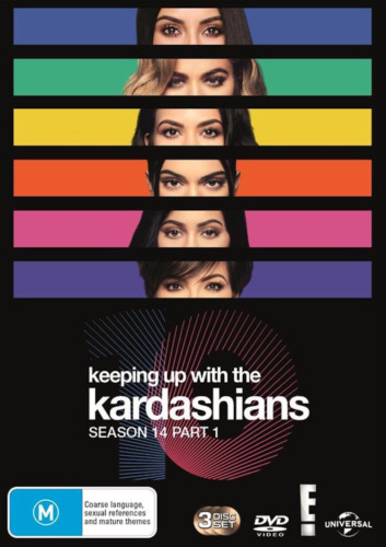 Keeping Up With The Kardashians - Season 14 Part 1 : NEW DVD