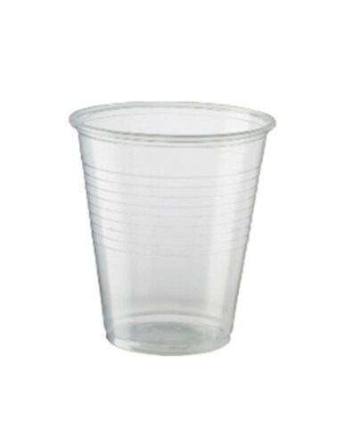 Plastic Clear Cup 200ml x 50