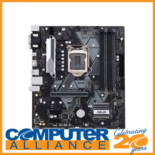 ASUS S1151 MicroATX PRIME B365M-A DDR4 Motherboard