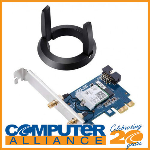 ASUS Dual Band Wireless-AC2100 PCIe Network Card with Bluetooth